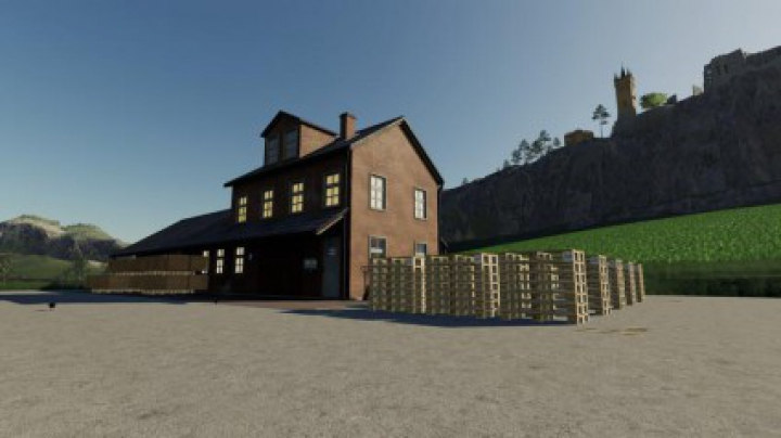 Trending mods today: Production pack (forest) v1.2.0.0