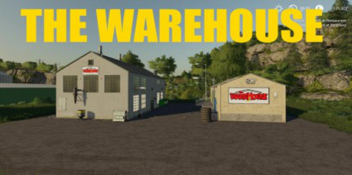 Trending mods today: The WAREHOUSE POINT of SELL v1.0.8