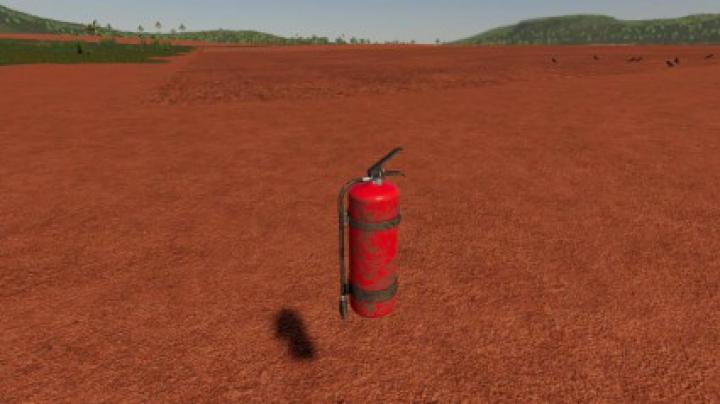 Trending mods today: Fire Extinguisher (Prefab) v1.0.0.0