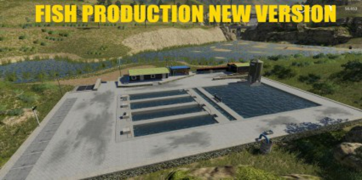 Trending mods today: FISH PRODUCTION NEW VERSION v1.0
