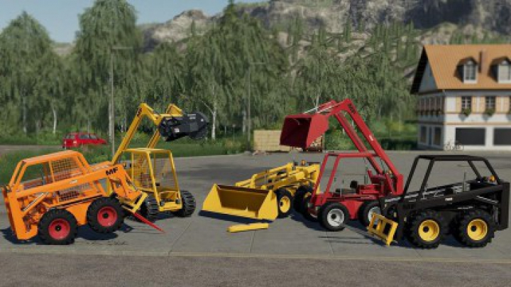 Trending mods today: Skid Steer Loader 711 Pack v1.0.0.1