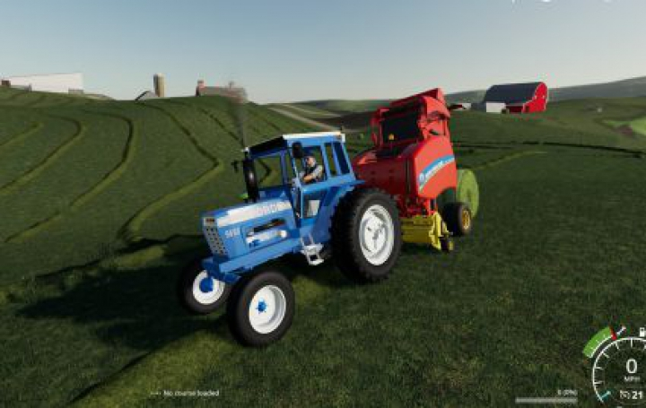 Trending mods today: Ford 9600 Cab Tractor V1.01