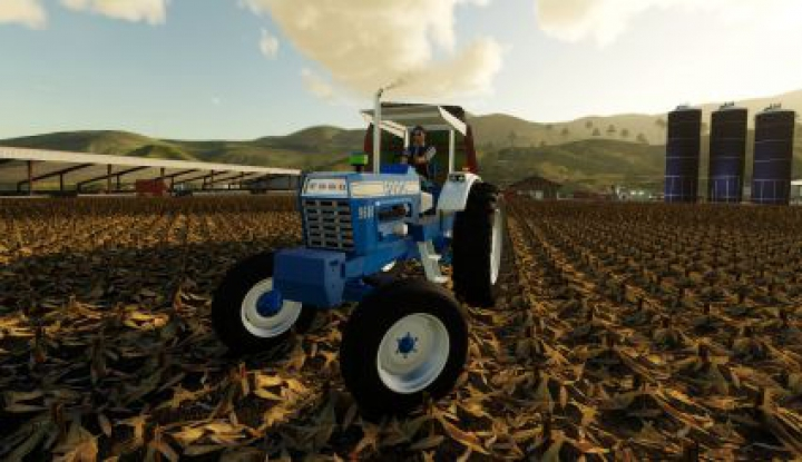 Trending mods today: Ford 9600 Open Station Tractor