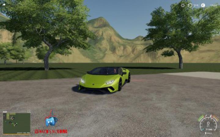 Trending mods today: Lamborghini v2.0