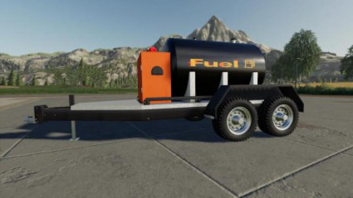 Trending mods today: Fuel Tank v1.0.0.0