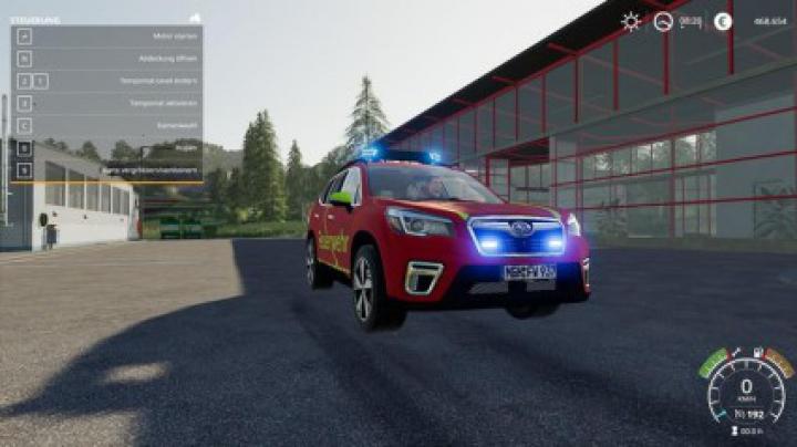 Trending mods today: Subaru Forester KDOW v1.0