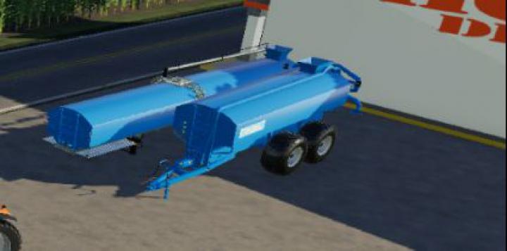 Trending mods today: PATZ slurry tankers
