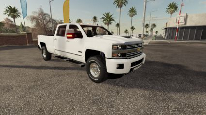 Trending mods today: 2017 Chevy 3500 High Country SRW