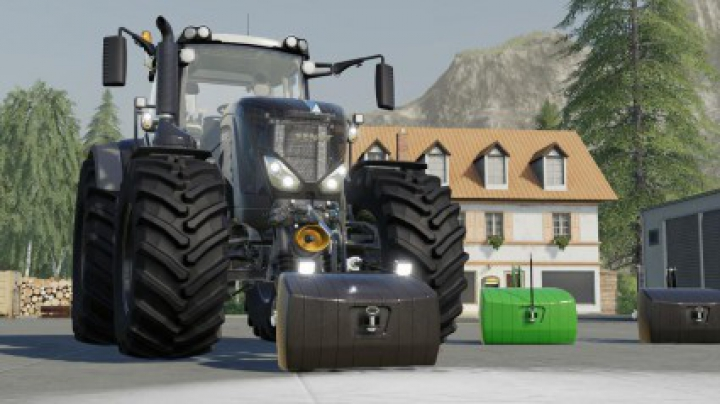 Trending mods today: AGCO NG 1100 v1.2.0.0