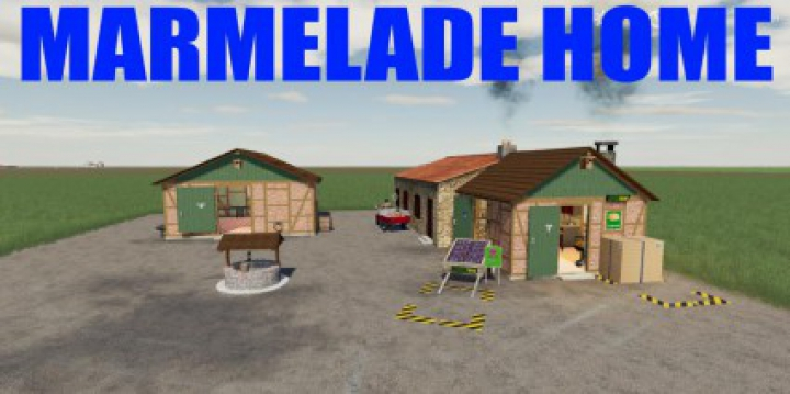Trending mods today:  MARMELADE HOME v1.0.0.0