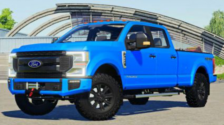 Trending mods today: 2020 Ford F-Series Final V3