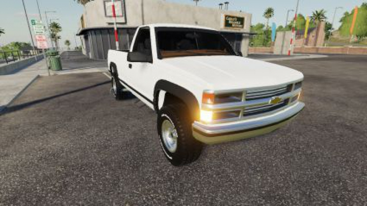 Trending mods today: 1996 Chevy 2500HD 454