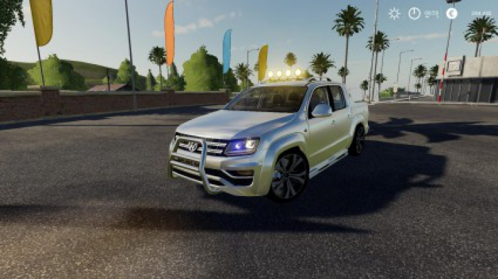 Trending mods today: Volkswagen Amarok v2.0