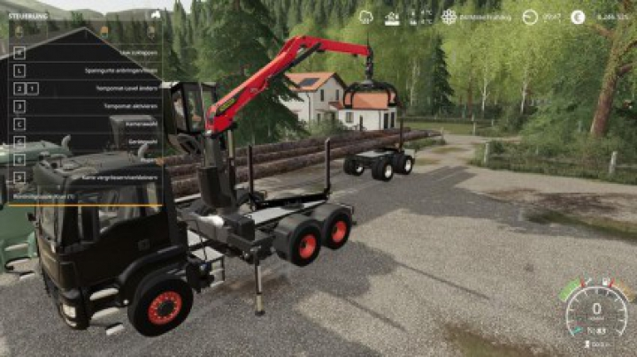 Trending mods today: LangHolz LKW v1.0.0.0