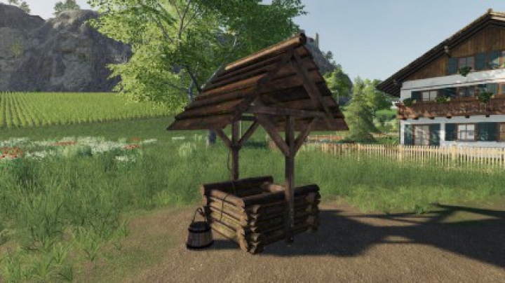 Trending mods today: Placeable Woodenfountain v1.0.0.0