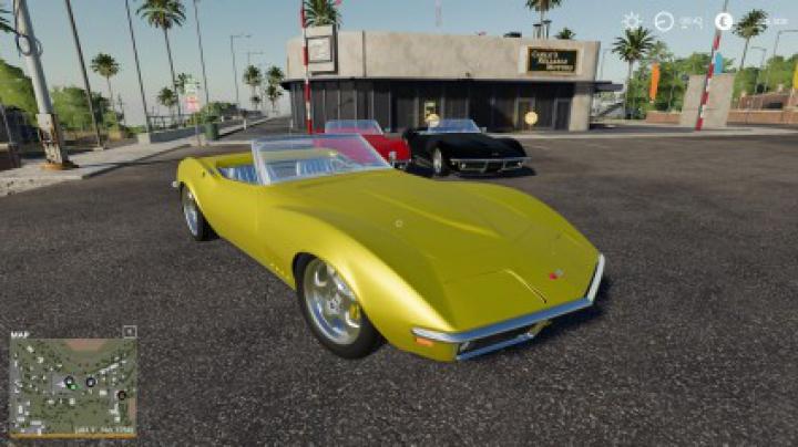 Trending mods today: Chevrolet Corvette C3 1968 v1.0.0.0