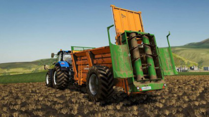 Trending mods today: Dangreville SVL 18 v1.0.0.2