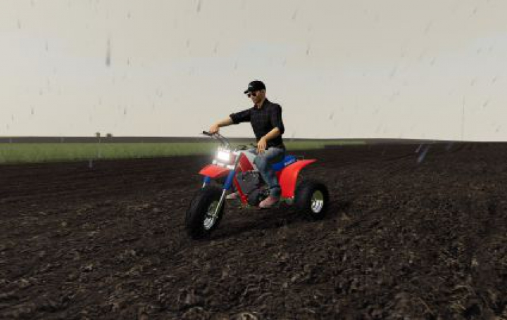 Trending mods today: FS19 Honda ATC 200X 1984