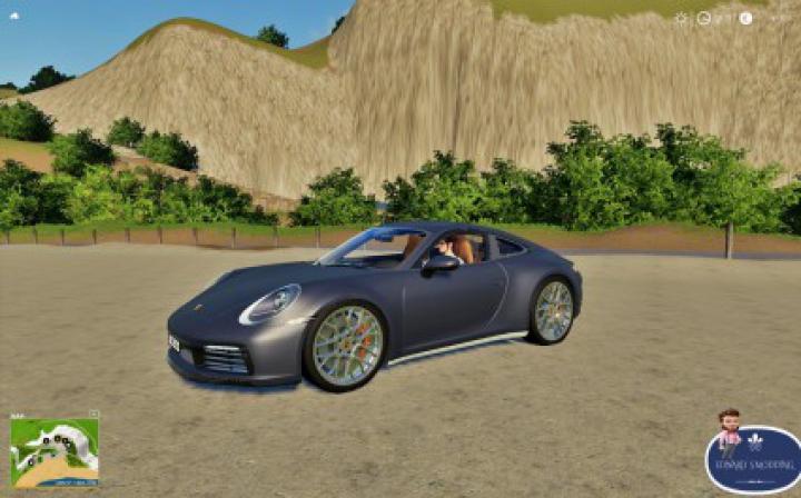 Trending mods today: Porsche Carrera 4S Fs19 v1.0