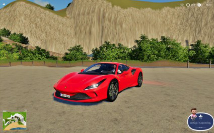 Trending mods today: Ferrari F8 Tributo Fs19 v1.0