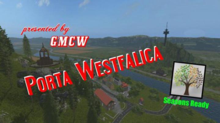 Trending mods today: Porta Westfalica v4.0.0.0