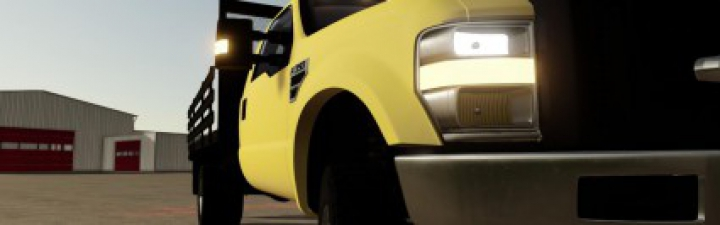 Trending mods today: 2010 Ford F350 Flatbed v1.0