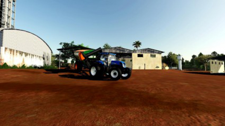 Trending mods today: New Holland T7175 v1.0.0.0