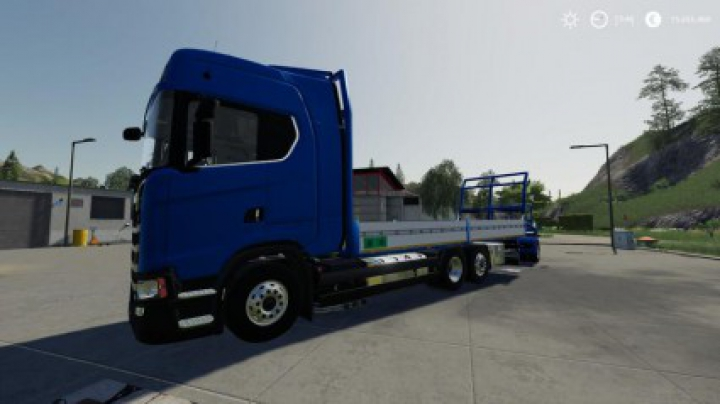 Trending mods today: Scania S580 6x2 v1.3.0.3