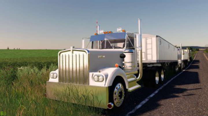 Trending mods today: Kenworth W900a Edited v1.0.0.0