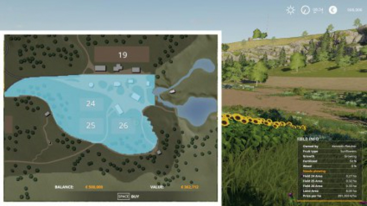 Trending mods today: Additional Field Info v1.0.1.2