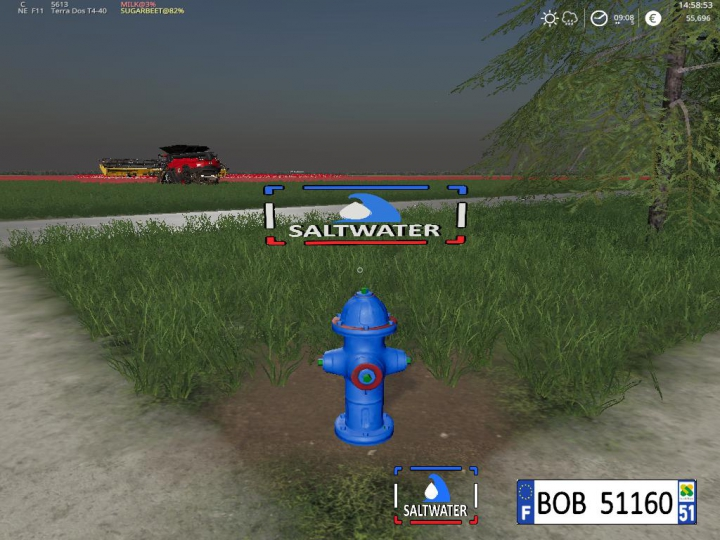 Trending mods today: FS19 hydrant Salt Water By BOB51160 v1.0.0.0