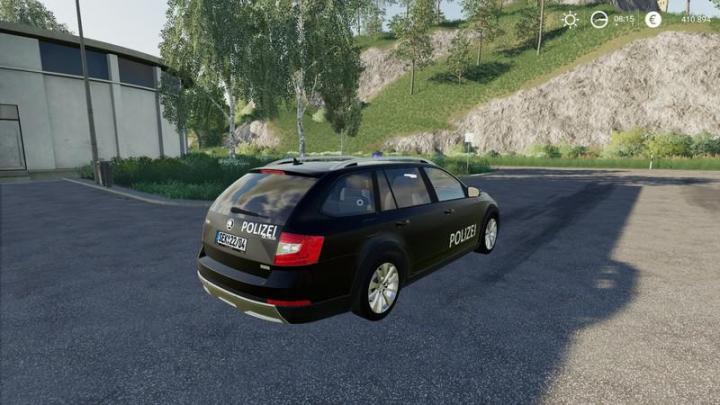 Cars Skoda Octavia Scout 2017 SEK v1.1