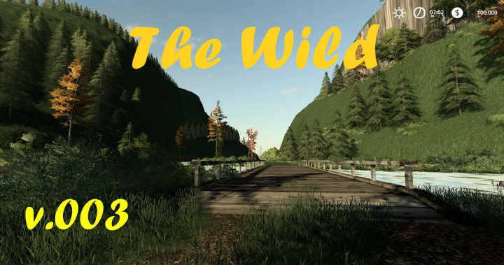 Trending mods today: The Wild v.003