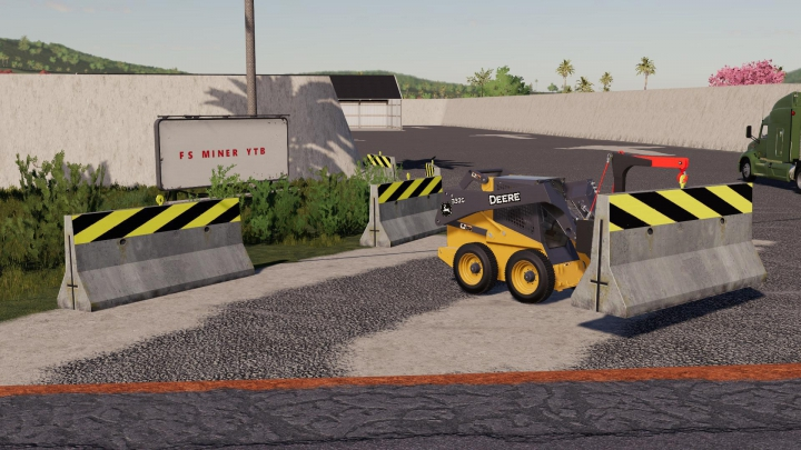 Trending mods today: Dynamic Concrete Road Barrier With Attacher v1.1