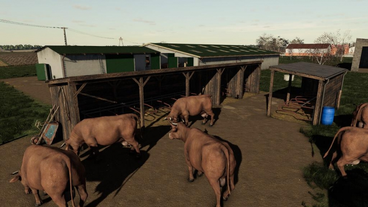 Trending mods today: Cows Pasture v1.0.0.0