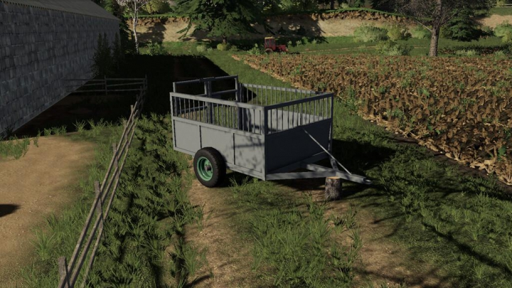 Trending mods today: Old Cattle Trailer v1.0.0.0