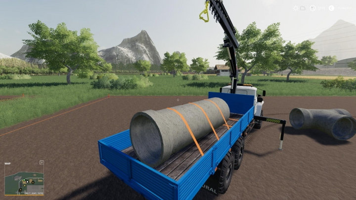 Trending mods today: Dynamic Concrete Pipes Pack v1.1