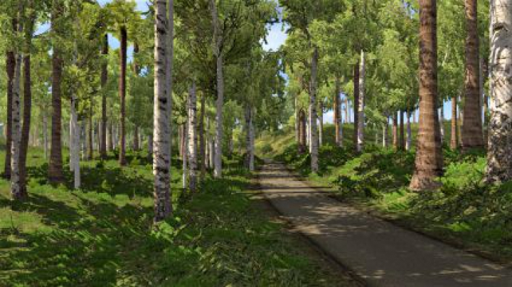 Trending mods today: ICRF Reloaded Map For 1.36.x