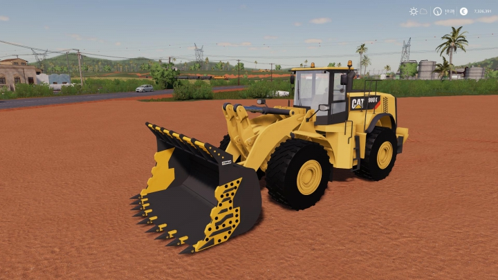 Trending mods today: Mining Bucket For 980K Cat Loader v1.0