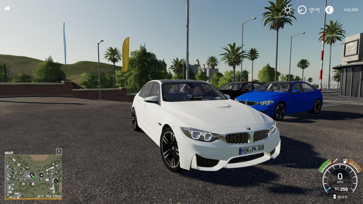 Trending mods today: BMW M3F30 Police v1.0