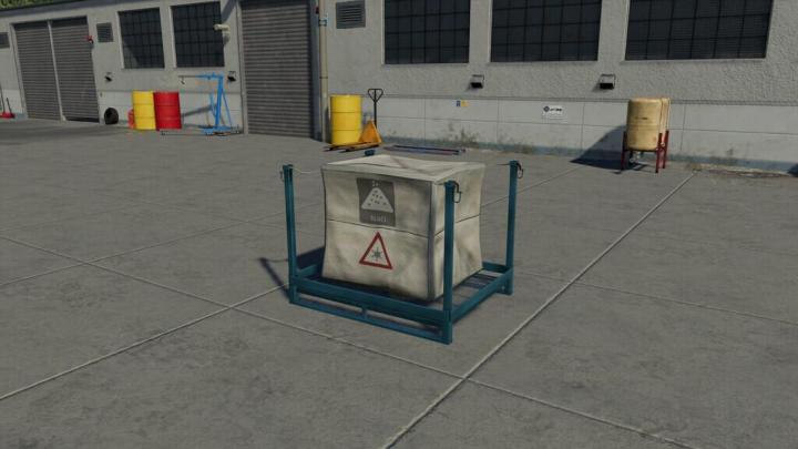 Trending mods today: Big Bag Container Salt v1.0.0.0