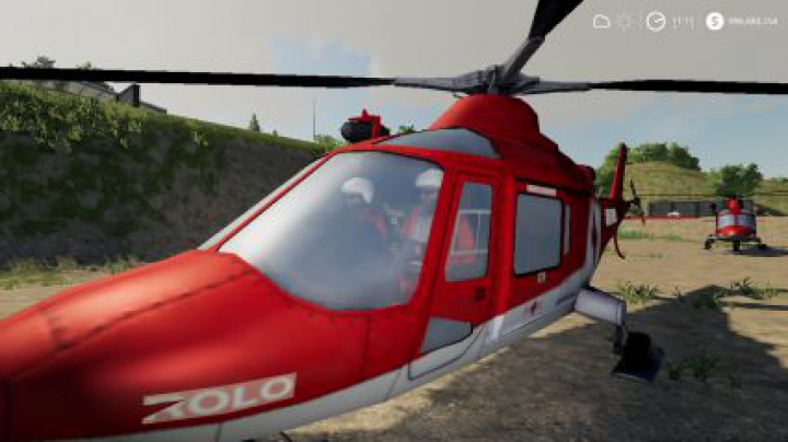Trending mods today: Rescue Chopper