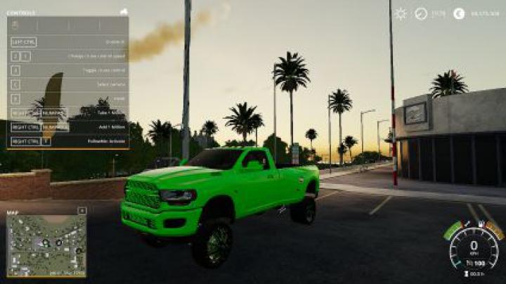Trending mods today: Dodge hell truck