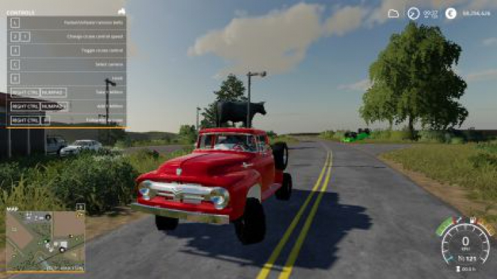Trending mods today: ford f-100