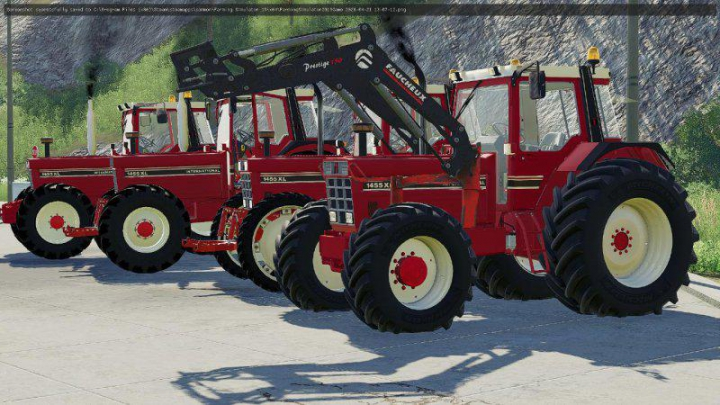Trending mods today: CASE INTERNATIONAL 1455XL v1.0.0.0