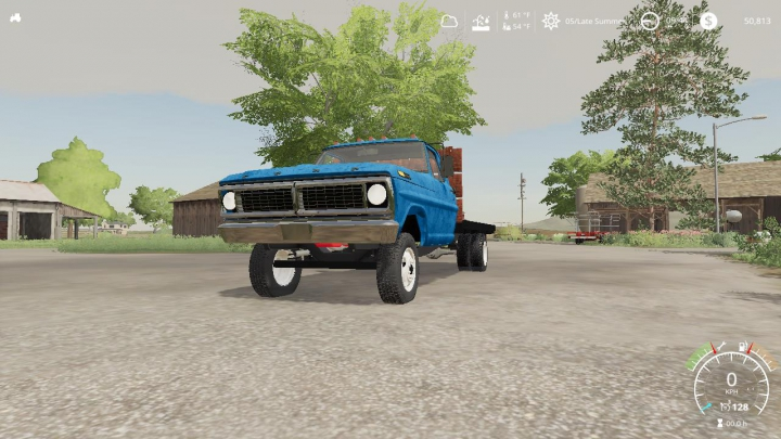 Trending mods today: 1970 Ford F350 Flatbed WIP v1.0