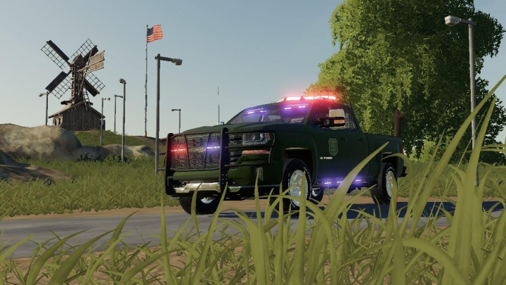 Trending mods today: 2016 Chevy 1500 Iowa Game Warden v1.0