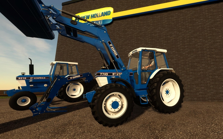 Trending mods today: Ford 10 Series Large v1.0