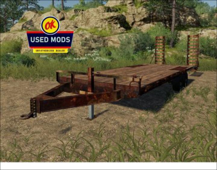 Trending mods today: Used DO24 Trailer V1 - By: OKUSEDMODS