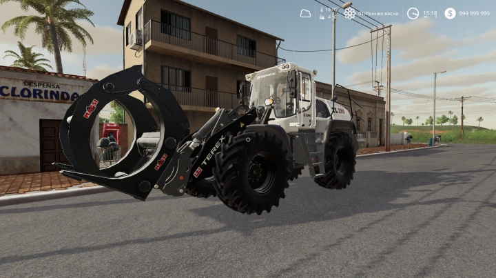 Trending mods today: Terex TL260 v1.0.0.0